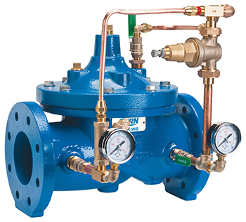 Zurn valves ... delivering lowest cost of ownership and life-cycle cost.