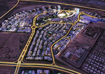 wasl gate ... a freehold property spread over a 1.23 million-sq-m area.