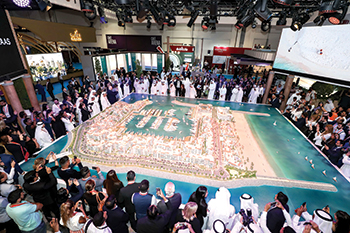 Cityscape Global in Dubai ... dominant realty trends showcased.