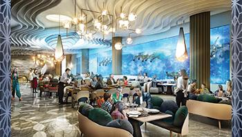 Portofino Hotel ... soft launch in December.