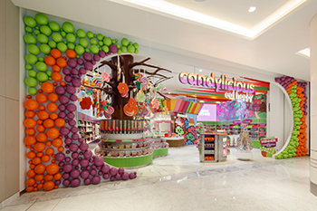 Candylicious at The Dubai Mall ... a sweet escape.