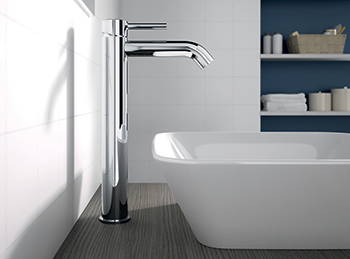 Ceraline incorporates impressive water-saving and safety features.