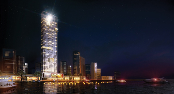 Anwa by Omniyat ... an artist's impression.