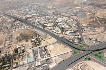 The Alba and Nuwaidrat Intersections project ... GCC funded.