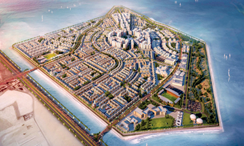 East Sitra housing project ... 5,020 units planned.