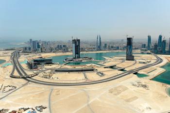 North Manama Causeway ... a key project for HHG.