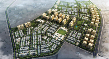 Al Ramli project ... 3,720 units planned.