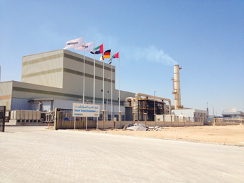 Knauf Exeed Insulation ... facilities in the UAE.