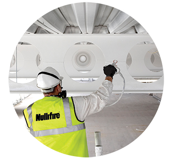 Nullifire ... effective passive fire protection.