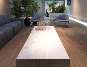 The Maximus Mega Slab ... an alternative to traditional granite surfaces.
