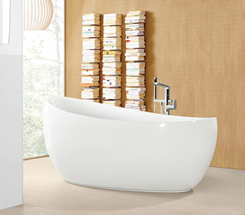 The Aveo bathtub.
