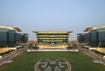 Business Park District at DWC.