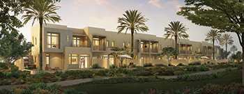Zahra Townhouses ... smartly planned.