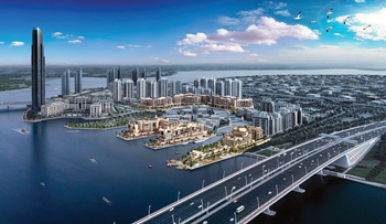 Culture Village ... home to Dubai Wharf and Manazel Al Khor.