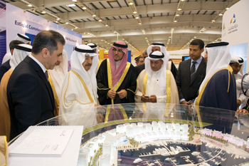 The Premier at last year's Gulf Property Show.