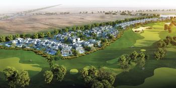 Al Zorah Golf Villas ... serene.
