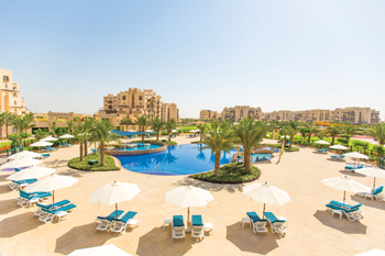The Remraam ... affordable Dubai housing.