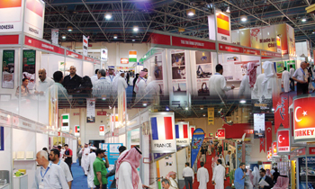 Visitors at a previous edition of sbie.