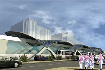A Bechtel-led consortium has the design-and-build contract for the two metro lines.