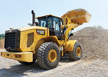 Cat 950 GC wheel loader ... exceptional value.
