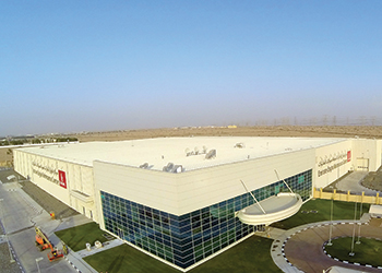 Emirates Engineering Maintenance Company .. with a Kingspan envelope system.
