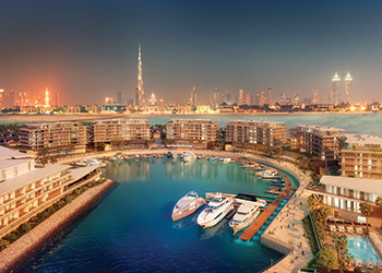 Bulgari Residences Dubai ... a rendition.