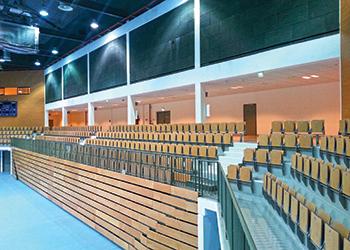 FBG Arena, Abu Dhabi ... Knauf AMF project.