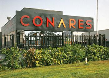Conares' Jafza facility ... expanding.
