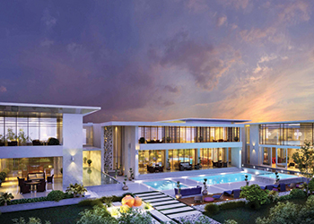 Luxury villas and mansions at Akoya by Damac