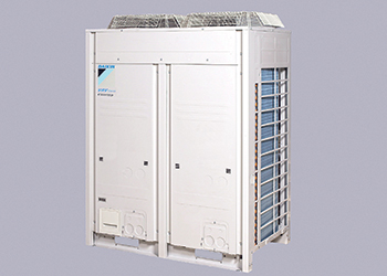 Daikin's VRV systems ... now Eurovent certified.