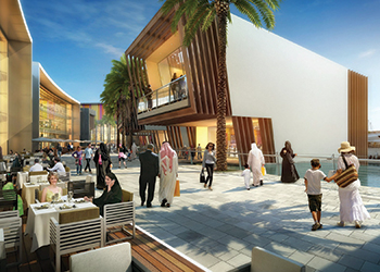 Bahrain Marina development ... set for five-star status.