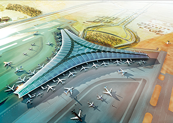 New terminal ... gets long-awaited go-ahead.