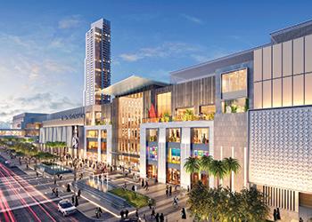 Al Maryah Central ... a 3.1-million-sq-ft development.