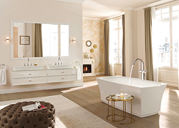 The Grandera bath by Grohe.