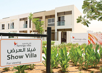 Flamingo Villas ... Al Nuaimi Group secures Phase Two deal.