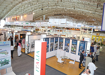 Saudi Build ... 850 exhibitors expected this year.