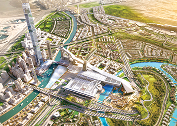 Meydan One ... to be ready ahead of Expo 2020.