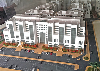 The Pasi headquarters building ... a key ongoing project in Oman.
