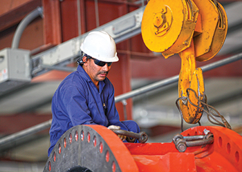 Pan Gulf Valves caters to the industrial, infrastructure and public utility sectors.