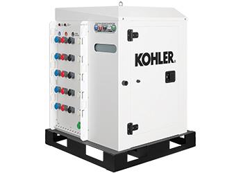 Kohler's Mobile Paralleling Box.