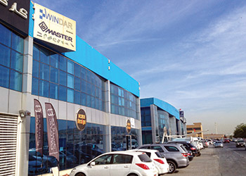 WinDar ... a new entrant in the aluminium service and supply sector.