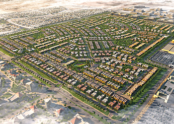 Al Zahia ... the masterplan.
