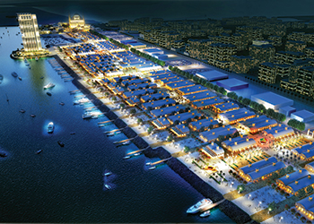 Deira Islands Night Souk image.