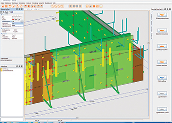 The PPL 10.0 formwork software