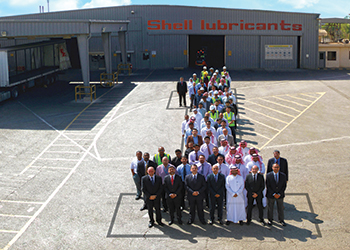 The Josloc plant and its team ... three-decade milestone.