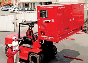 Peax has more than 1,500 units in its fleet.
