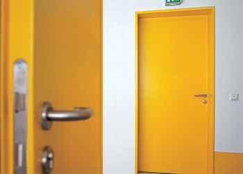 Hormann doors ... conform to British standards.