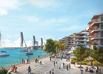 Marassi will be home to 22,000 residents.