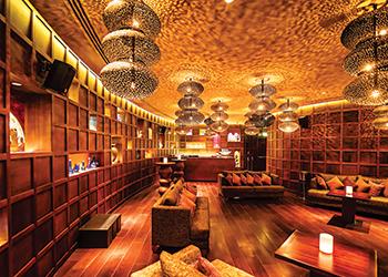 Qbara Restaurant in Dubai.