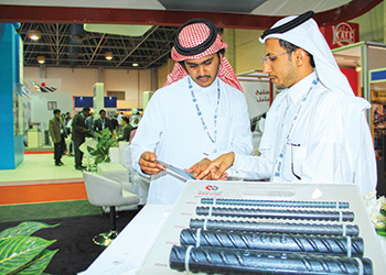 The Big 5 Saudi 2015 drew 12,361 visitors.